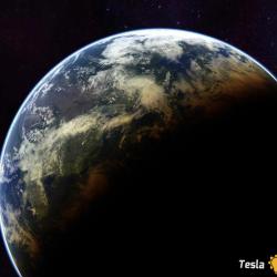 Planet Shader Render