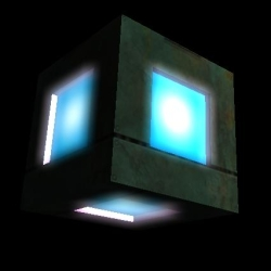 Glowing Box