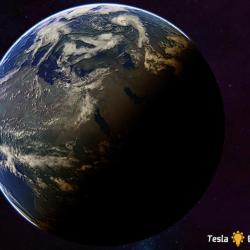 Planet Shader Render 2
