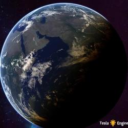 Planet Shader Render 3
